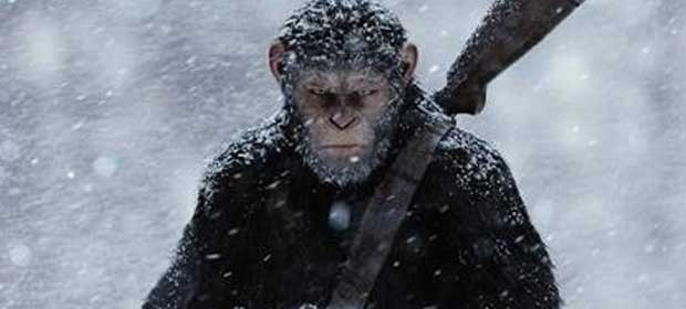 Venda antecipada de ingressos para Planeta dos Macacos: A Guerra