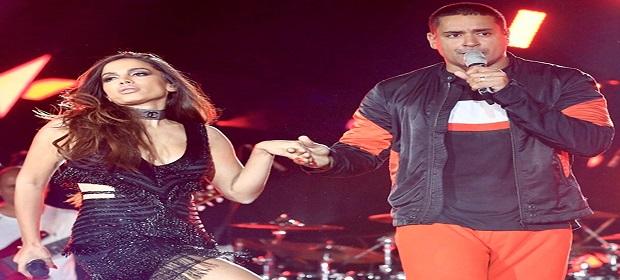 Anitta confirma Harmonia do Samba como primeiro convidado.