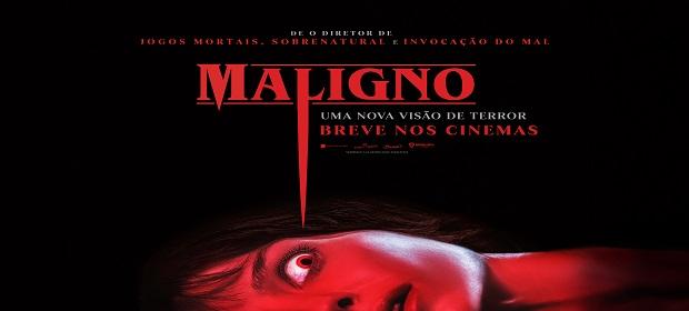 Warner Bros. Pictures divulga trailer do longa Maligno.