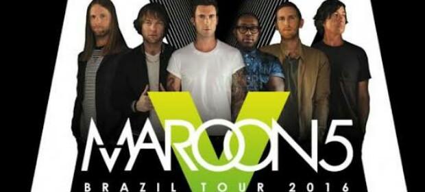 Itens proibidos no show de Maroon 5