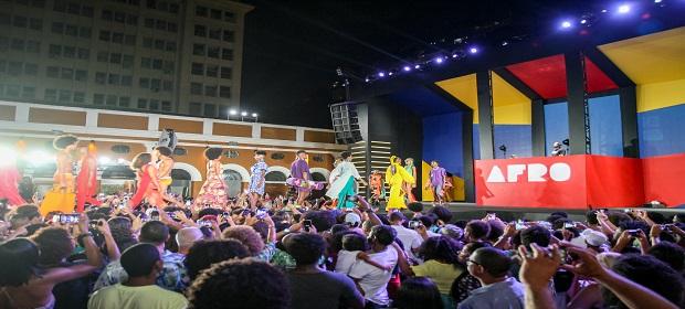 Muzenza é tema da 5ª seletiva de modelos para o Afro Fashion Day.