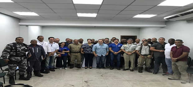 Salvador Fest divulga efetivo de polícia e segurança.