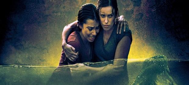 'Crocodilos – A Morte Te Espera' ganha trailer agoniante de suspense.