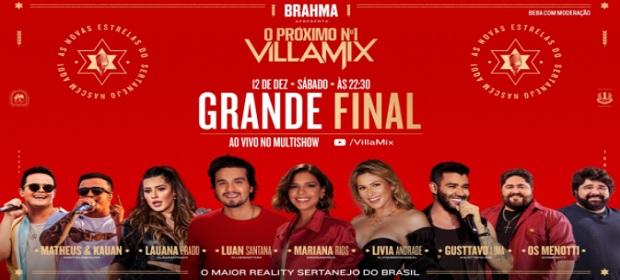 Multishow transmite ao vivo a final do reality O Próximo Nº1 VillaMix.