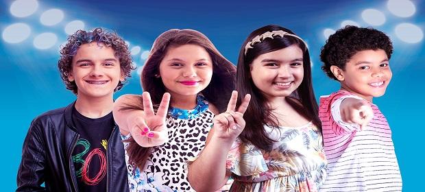 Show inédito traz quatro integrantes do The Voice Kids 2017.