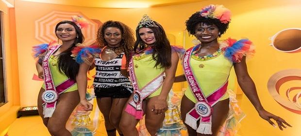 SKOL promove encontro entre duas gerações de rainhas do Carnaval.