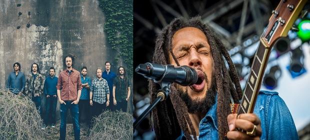 SOJA e The Wailers, com Julian Marley, em Salvador