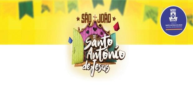 São João 2018: Santo Antônio de Jesus deve receber 100 mil pessoas.