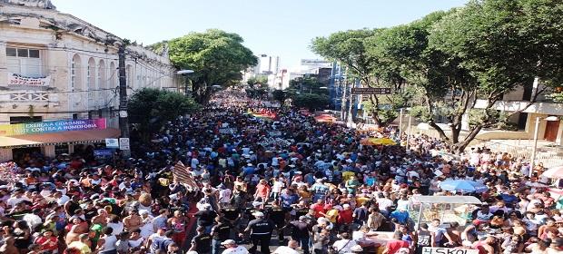 17ª Parada do Orgulho LGBT da Bahia acontecerá no dia 9 de setembro.