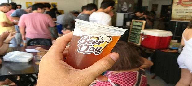 Festival de Cerveja Artesanal acontece no Rio Vermelho.