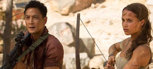 Tomb Raider: A Origem! Muita ação nas telas dos cinemas