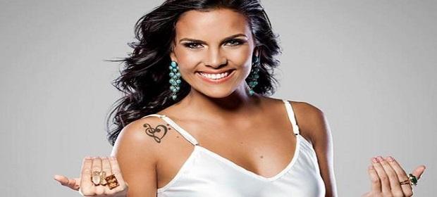 Show de Ju Moraes anima público em Corrida Contra à Corrupção.