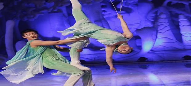 Circo da China On Ice se apresenta pela 1ª vez em Feira de Santana.