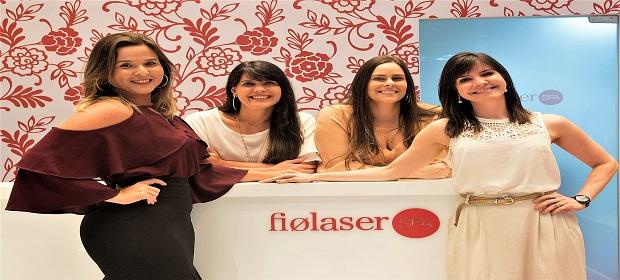 Fiolaser celebra 10 anos de funcionamento.