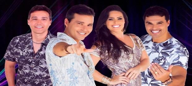 Banda Acarajé com Camarão se apresenta neste sábado (19).