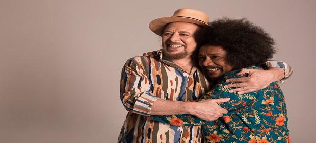 Geraldo Azevedo e Chico César apresentam turnê inédita, em maio.