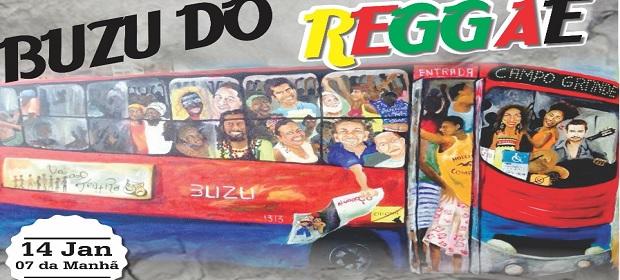Buzu do Reggae acontece em sua primeira edição no Recôncavo baiano.