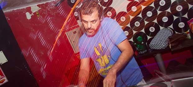 DJ el Cabong abre a próxima edição do Música no Parque