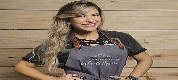 Lore Improta estreia em reality na GNT.