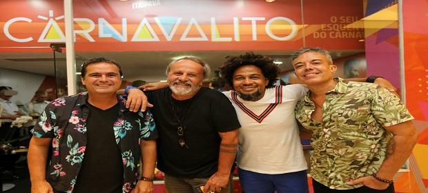 Carnavalito: o melhor do Carnaval baiano.