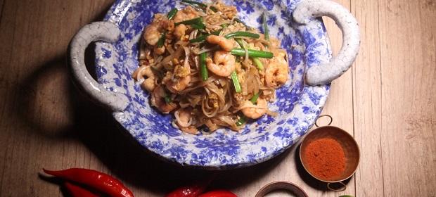 Restaurante Ko Phai na rota dos sabores do Japão, Tailândia E Índia
