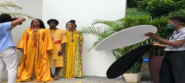 Afro Fashion Day: desfile fortalece o empreendedorismo na pandemia.