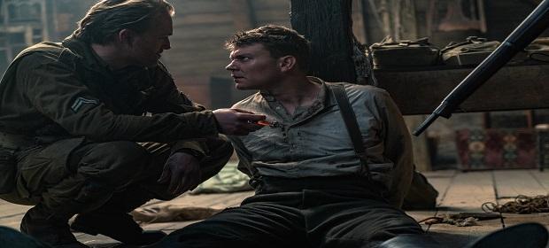 Paramount Pictures divulga cena inédita de 'Operação Overlord'.