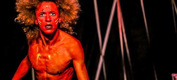 Espetáculo Xica com o Coletivo das Liliths