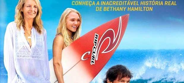 Moral da História: Exibição do Filme Soul Surfer - Coragem de Viver