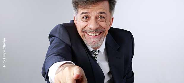Fernando Guerreiro em REVELE!  – Um desabafo cômico