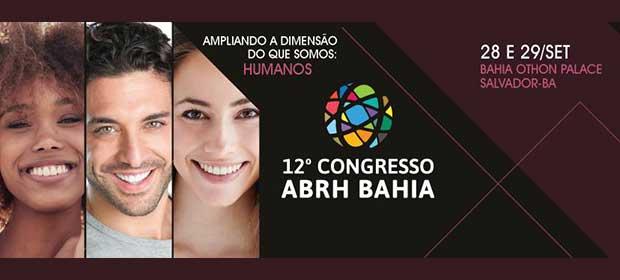 12° Congresso ABRH Bahia