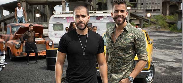 Cariocassa com show de Rafa e Pipo Marques