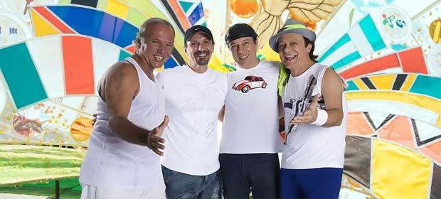 Farol Elétrico:Banda Armandinho, Dodô & Osmar convidam Daniela Mercury