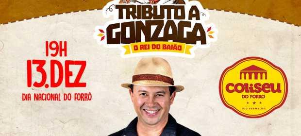 Dia Nacional do Forró - 8° Tributo a Gonzaga