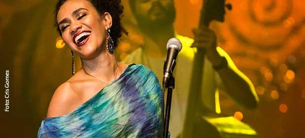 Samba na Concha com Mariene de Castro