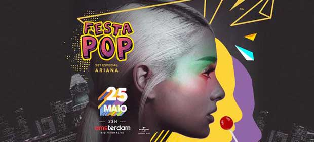 Festa POP - Ariana Grande