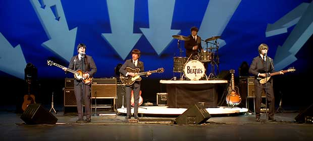Beatles Abbey Road – The Ultimate Tribute