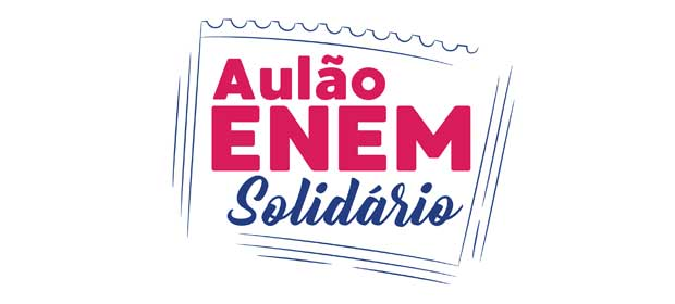 Aulão do Enem Solidário