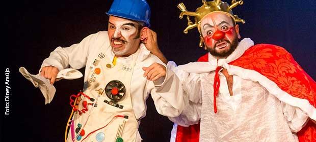 Espetáculo teatral infantojuvenil: SECANÓLIA