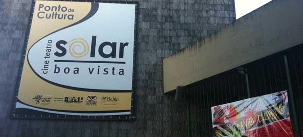 Cine Teatro Solar Boa Vista
