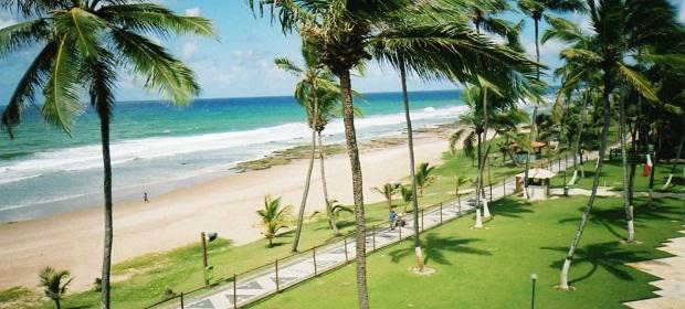 Praia de Vilas do Atlântico