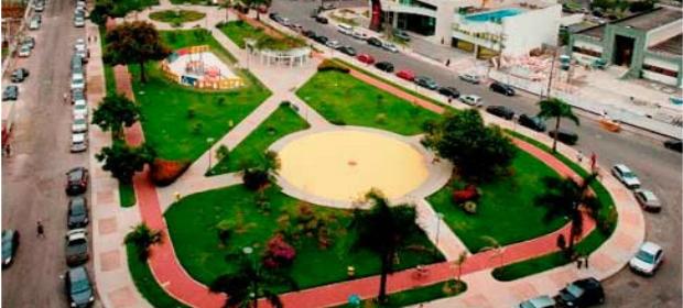 Praça Aquarius
