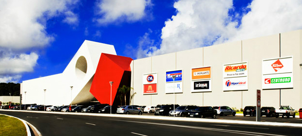 Shopping Paralela