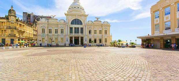 Praça Municipal de Salvador
