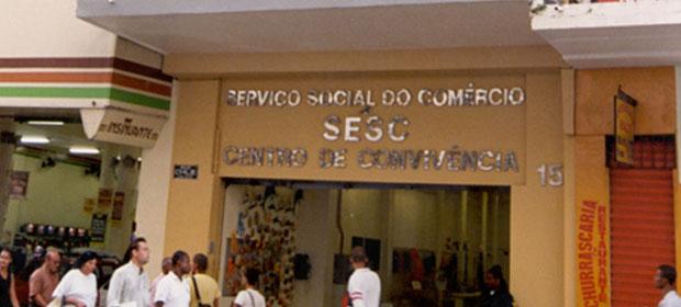 SESC Rua Chile