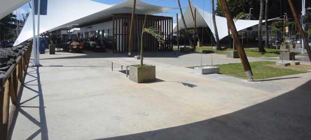 Praça Caramuru