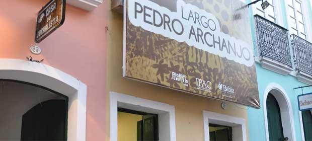 Praça Pedro Arcanjo