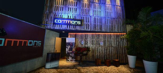 Commons Studio Bar